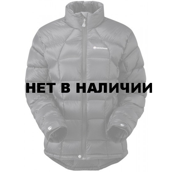 Пуховка женская ANTI-FREEZE JKT, L black, FANJAMAYN2