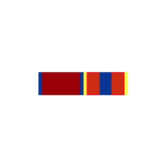 Орденская планка Медаль Росгвардия Ветеран службы