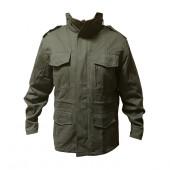 Куртка милитари олива