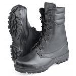 Ботинки с высоким берцем Ратник-Зима на искусственный меху, подошва резина (в уп. 8 пар)