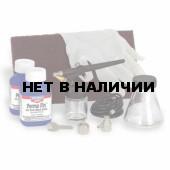Perma Fin Набор профессиональных средств по уходу за пневмат. оружием- черный сатин