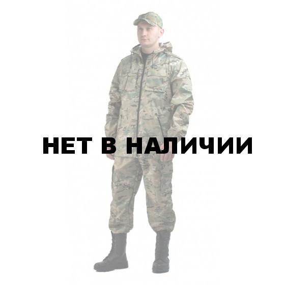 Костюм мужской ВВЗ «Турист-2», ткань Таффета Рип-стоп, камуфляж