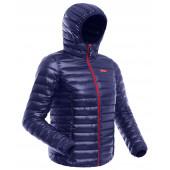 Куртка пуховая женская BASK CHAMONIX LIGHT LJ темно-синяя
