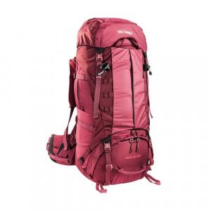 Женский туристический рюкзак BISON 60+10 W bordeaux red, 1355.047