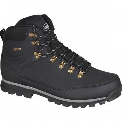 Ботинки трекинговые THB Torres с мембраной черные