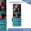 Бандана Buff Polar Blocks/Surf City 101122/41880