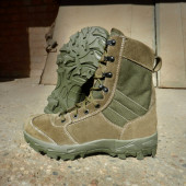 Ботинки с высоким берцем Garsing 0339 О SABOTEUR