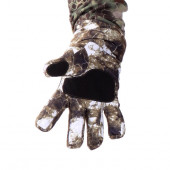 Перчатки Keotica мембрана на флисе MU-Blur
