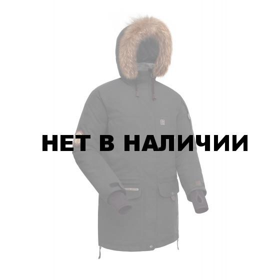 Куртка пуховая женская BASK IREMEL черная