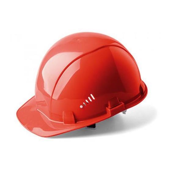 Каска защитная СОМЗ-55 Фаворит (красная) (75516)