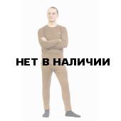 """Костюм трикотажный (Модель №3) цвет """"CAMEL"""", 100% полиэстер, 130 г/кв.м."""