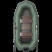 Лодка гребная ПВХ Профи Лоцман С 260 М П РС