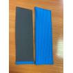 Погоны ВДВ ярко-голубые повседневные со скосом на китель