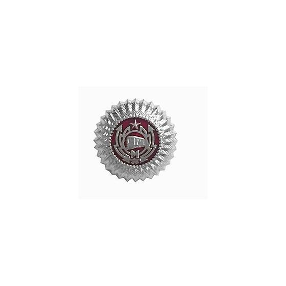 Кокарда Метро круг