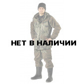 Костюм демисезонный ГЕРКОН-ВЕСНА/ОСЕНЬ куртка/брюки цвет:, камуфляж Смог/хаки, ткань : Алова