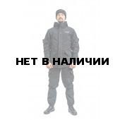 """Костюм демисезонны """"Беркут"""" цвет """"BLACK"""" 100% Хлопок"""