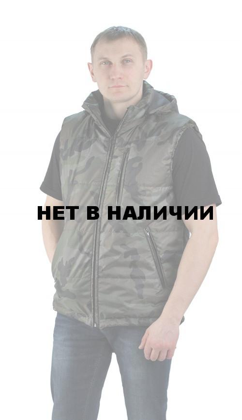50facc7b57ac9 Жилет мужской Gerkon Delta утеплённый, ткань Таффета Рип-стоп, камуфляж Нато