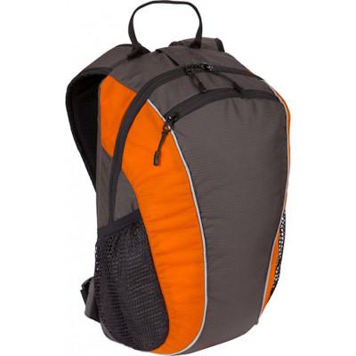 Рюкзак BASK RACER 10 серый тмн/оранжевый