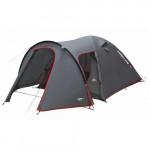 Палатка Kira 5 темно-серый/красный, 10218