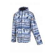 Куртка женская с капюшоном 4239Ж
