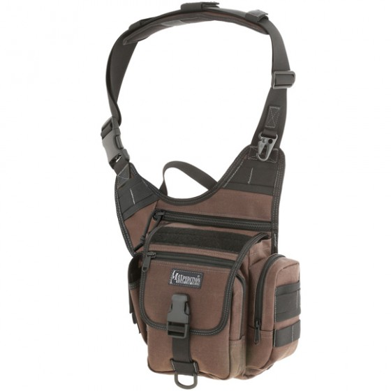 Сумка Maxpedition FatBoy Versipack S-type dark brown
