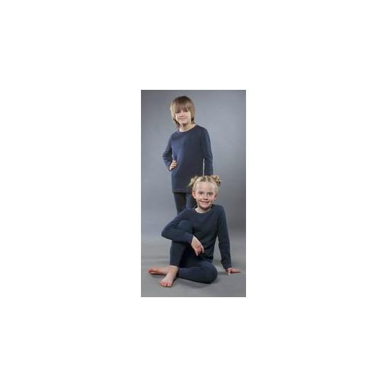 Комплект детского термобелья Guahoo: рубашка + лосины (352-S/NV / 352-P/NV)
