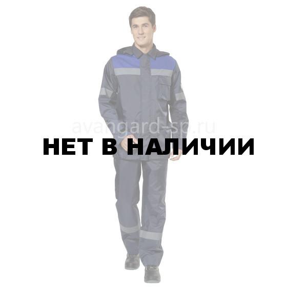 Костюм Галлон (синий-васильковый)