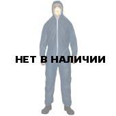 Комбинезон одноразовый ЗонГАРД синий р.L (Х50)