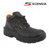 Ботинки кожаные PROFI Basic 5841 S1