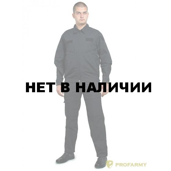 Костюм лётный Навигатор АНГ рип стоп 210 черный