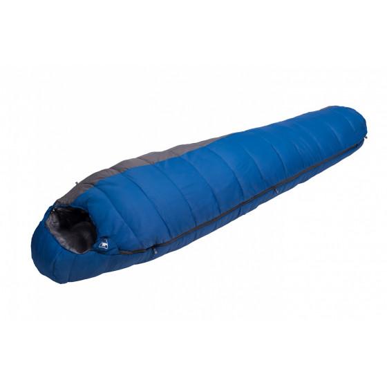 Спальный мешок BASK PLACID S -14 синий/серый