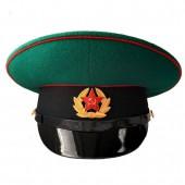 Фуражка Пограничные войска (старого образца до 1994 г.) повседневная уставная