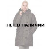 Куртка пуховая женская BASK ALBERTA коричневая