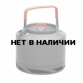 Чайник с теплообменной системой, из анодированного алюминия FEAST XT2 1.5 л