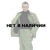 Костюм Сварщик летний брезент/молескин