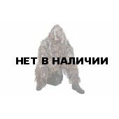 Костюм маскировочный Леший 100% полиэстер, двойная сетка., камуфляж (камыш)