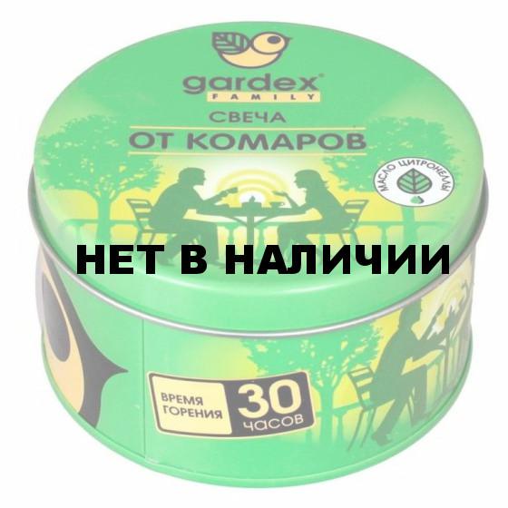 Свеча Gardex Family реппелентная от комаров 0144/0156