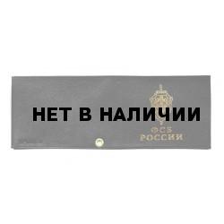 Обложка ФСБ кожа