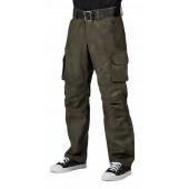 Брюки мужские Gerkon Commando летние, камуфляж т.Смесовая рип-стопХаки