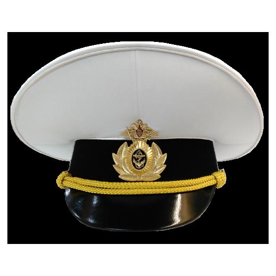 Фуражка ВМФ летняя модельная