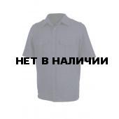 Рубашка МО короткий рукав(ткань рип-стоп/вискоза, цвет синий)