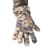 Перчатки Keotica мембрана на флисе AT-digital