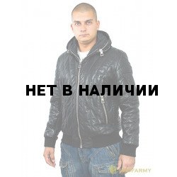 Куртка кожаная МК/17-7К Vitelino Black