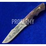 Нож Коршун сталь 65х13