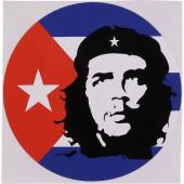 Наклейка 114н Че Гевара сувенирная