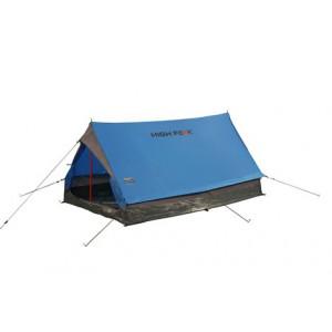 Палатка Minipack синий/серый, 120х190 см, 10155