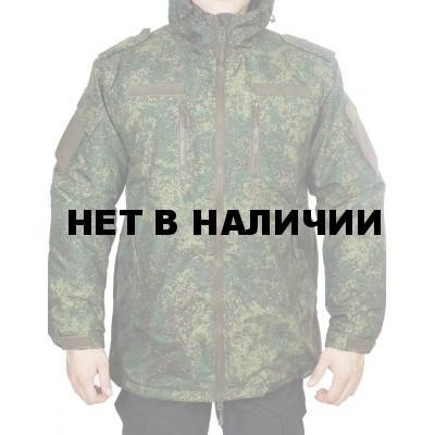 Куртка зимняя ВКБО (ткань рип-стоп мембрана) пиксель