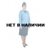 Юбка МЧС ГПС габардин (облегченная)
