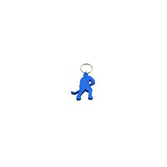 Брелок Открывалка-Хоккеист (упак=10 шт), 3497