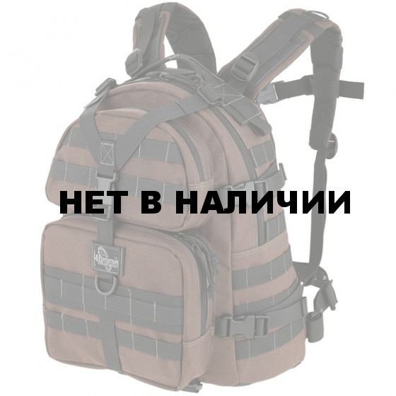 Рюкзак Maxpedition Condor-II Backpack dark brown